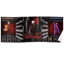 Devil May Cry 1 Ultimate Poster Poster