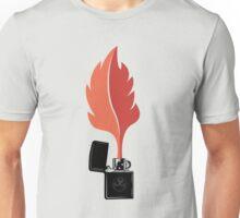Forest Fire Unisex T-Shirt