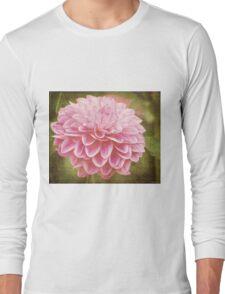 Beauty Awakens Vintage Art Long Sleeve T-Shirt