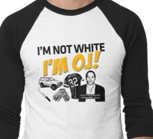 JUICY Men's Baseball ¾ T-Shirt