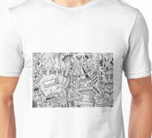 Punk Rock Island Unisex T-Shirt
