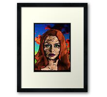 Some Are Born To Sweet Delight. Framed Print