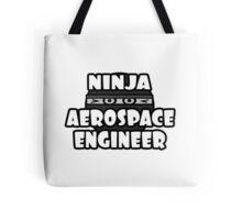 Ninja Aerospace Engineer Tote Bag