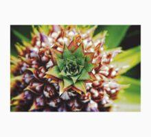 Tropical Art - Pineapple Punch - Sharon Cummings Baby Tee