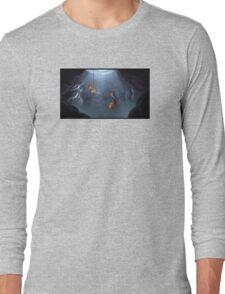 Monkey 2 - Hangin About Long Sleeve T-Shirt