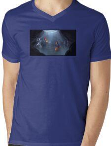 Monkey 2 - Hangin About Mens V-Neck T-Shirt