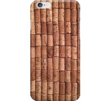 Lovely wine corks iPhone Case/Skin