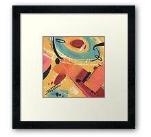 Tangerine Framed Print