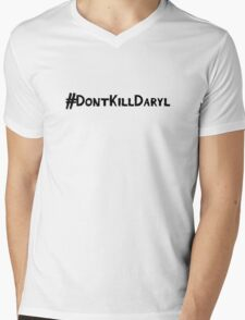 The Walking Dead - Don't Kill Daryl Mens V-Neck T-Shirt