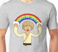 Gays In Space Unisex T-Shirt