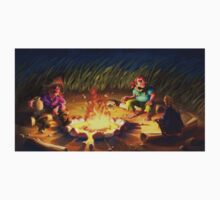 Monkey Island 2 - Campfire Stories Kids Tee