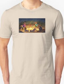 Monkey Island 2 - Campfire Stories T-Shirt