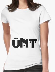 Rupaul's Drag Race, Bob The Drag Queen, UNT Womens Fitted T-Shirt