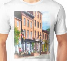 Baltimore MD - Fells Point Street Unisex T-Shirt