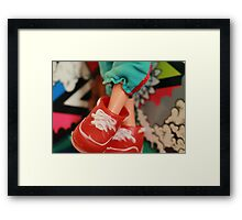 B-Boy Cool Framed Print