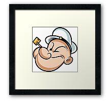 Popeye Framed Print
