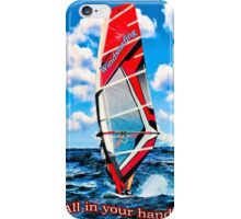All in your hands iPhone Case/Skin