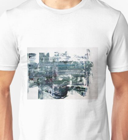 Western Wall - Original Wall Modern Abstract Art Painting Original mixed media Unisex T-Shirt