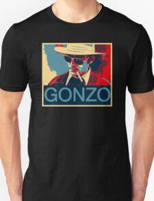 Gonzo: Hunter S. Thompson Unisex T-Shirt