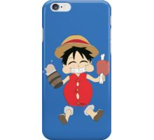 Luffy Chibi iPhone Case/Skin