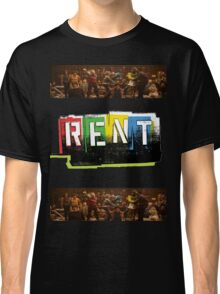 RENT the musical! Classic T-Shirt