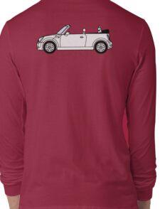Mini, Cooper, Convertible, BMW, Motor, Car, Soft Top Long Sleeve T-Shirt