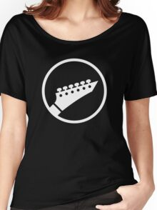 Headstock Rock - Metal Women's Relaxed Fit T-Shirt