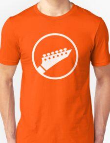 Headstock Rock - Metal T-Shirt