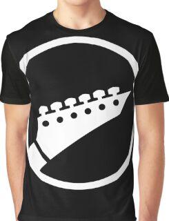 Headstock Rock - Metal Graphic T-Shirt