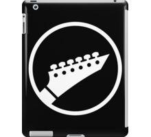 Headstock Rock - Metal iPad Case/Skin