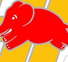 Lancia HF Elefantino  Sticker