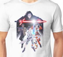 Spring Awakens - New kids in the galaxy Unisex T-Shirt
