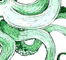 Polipo Vert Sticker