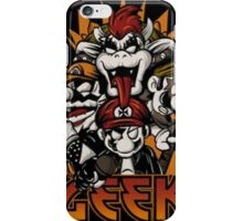 Geek by remi42 iPhone Case/Skin