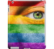 Gay pride iPad Case/Skin