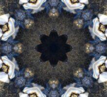 Reflection Kaleidoscope Sticker
