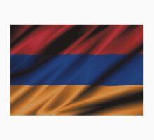 flag of armenia One Piece - Short Sleeve