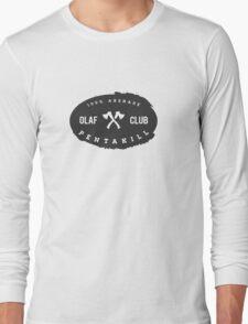 OLAF Club Pentakill Long Sleeve T-Shirt