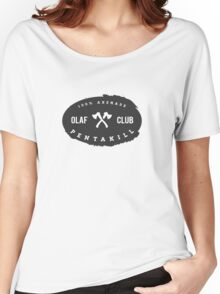 OLAF Club Pentakill Women's Relaxed Fit T-Shirt