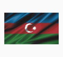 flag of azerbaijan Baby Tee