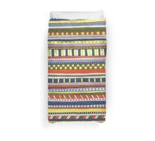 striped pattern Duvet Cover