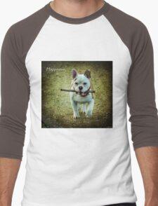 Happiness Is... Men's Baseball ¾ T-Shirt
