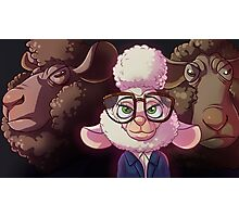 Zootopia - Major Bellwether Photographic Print