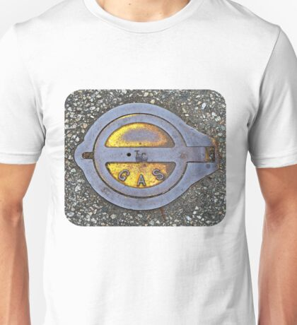 Gas Cap  Unisex T-Shirt