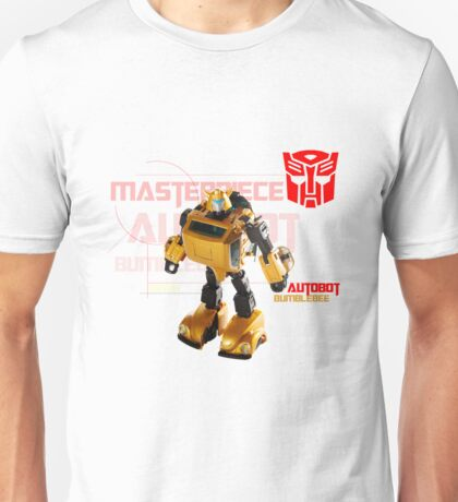 Transformers G1 Bumblebee Unisex T-Shirt