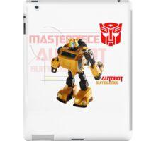 Transformers G1 Bumblebee iPad Case/Skin