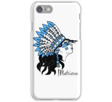 Matriarca Custom iPhone Case/Skin