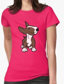 English Bull Terrier Pup Brown  T-Shirt