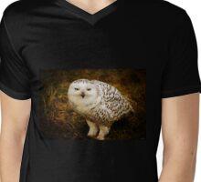 Look Deep Into Nature Mens V-Neck T-Shirt