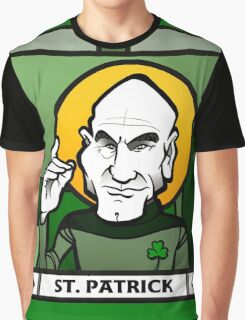 Saint Patrick Graphic T-Shirt